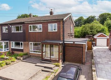 Thumbnail 3 bed semi-detached house for sale in Longthorpe Lane, Lofthouse, Wakefield