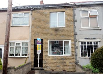 Thumbnail 2 bed terraced house for sale in Leopold Avenue, Dinnington, Sheffield