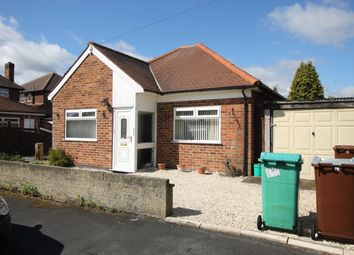 Thumbnail 2 bed bungalow to rent in Aspley Park Drive, Nottingham