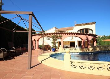 Thumbnail 4 bed villa for sale in Orba, Alacant, Spain
