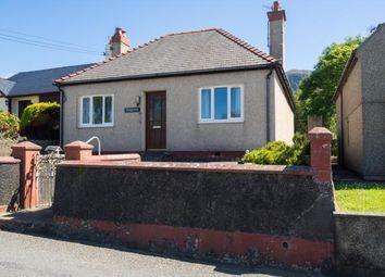 Thumbnail 3 bedroom bungalow for sale in Trefor, Caernarfon, Gwynedd