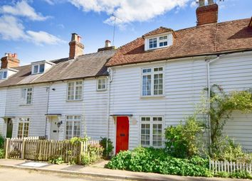 Thumbnail 3 bed cottage to rent in Albion Road, Marden, Tonbridge