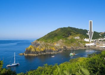 Thumbnail 3 bed semi-detached house for sale in Quay Road, Polperro, Looe
