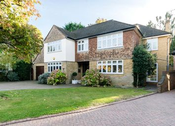 Thumbnail 8 bedroom detached house to rent in Coombe Neville, Coombe, Kingston Upon Thames