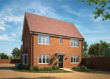 Thumbnail 3 bed detached house for sale in Rivenhall Park, Forest Road, Witham