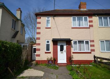 Thumbnail 3 bed semi-detached house to rent in Tavistock Avenue, Didcot, Oxfordshire