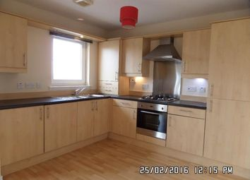 Thumbnail 2 bedroom flat to rent in Silverbanks Court, Cambuslang, Glasgow