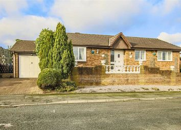Thumbnail 3 bed detached bungalow for sale in Brookford Close, Burnley, Lancashire