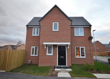 Thumbnail 3 bed detached house for sale in Sharp Way, Kinsley, Pontefract