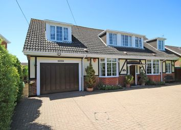 Thumbnail 4 bed property for sale in Chestnut Avenue, Barton On Sea, New Milton