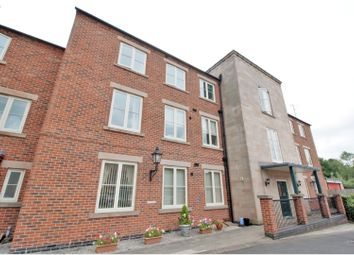 Thumbnail 2 bed flat to rent in Mill View, Belper