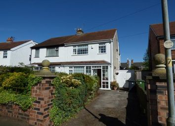Thumbnail 3 bed semi-detached house for sale in Park Road, Formby, Merseyside, Uk