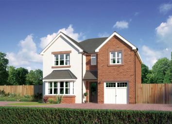 "Thumbnail 4 bedroom detached house for sale in ""Hampsfield"" at Callenders Green, Scotchbarn Lane, Prescot"
