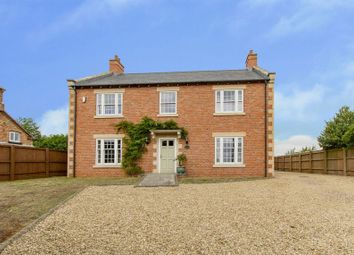 Thumbnail 4 bed detached house for sale in Swarby, Sleaford
