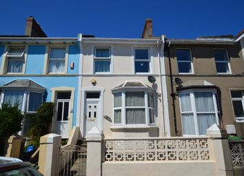 Thumbnail 4 bed terraced house for sale in Belmont Road, Torquay