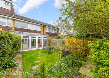 Thumbnail 3 bed terraced house for sale in Chilberton Drive, Merstham, Redhill
