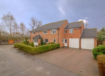 Thumbnail 6 bed detached house for sale in Burton Road, Melton Mowbray