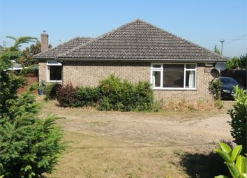 Thumbnail 3 bed detached bungalow for sale in Broomhill, Downham Market
