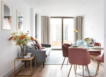 Thumbnail 2 bed flat for sale in Apartment 9, Third Floor, 215A Balham High Road, Balham