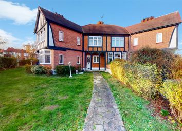 Thumbnail 4 bed semi-detached house for sale in Campden Crescent, Wembley