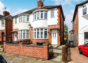 2 bed semi-detached house for sale in Cranfield Road, Leicester LE2