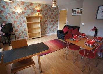 Thumbnail 1 bed flat to rent in Leadmill Street, City Centre, Sheffield