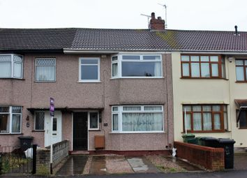 Thumbnail 3 bed terraced house for sale in Lower House Crescent, Filton