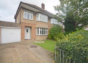 Thumbnail 3 bed property to rent in Huntsman Drive, Upminster