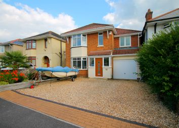 Thumbnail 4 bedroom detached house for sale in Hennings Park Road, Oakdale, Poole