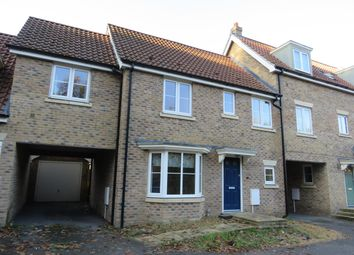 Thumbnail 4 bed property to rent in Evergreen Way, Mildenhall, Bury St. Edmunds