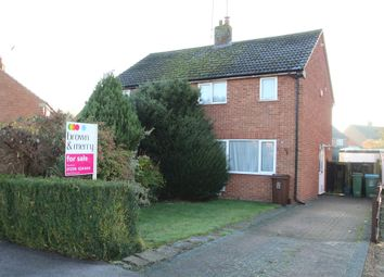 Thumbnail 2 bedroom semi-detached house for sale in Carrington Crescent, Wendover, Aylesbury