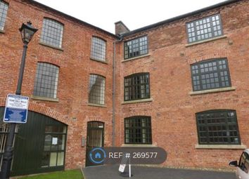 Thumbnail 2 bed flat to rent in Tean Hall Mills, Stoke On Trent