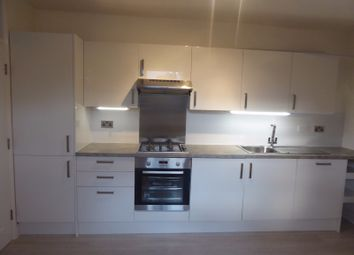 Thumbnail 1 bed flat to rent in Riggindale Road, London