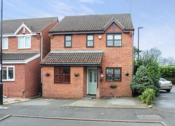 4 bed detached house for sale in Kirton Close, Coventry CV6
