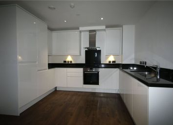 Thumbnail 2 bedroom flat to rent in Pinnacle Tower, Fulton Road, Wembley