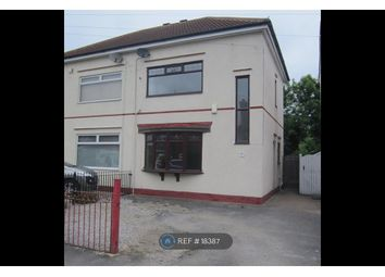 Thumbnail 3 bed semi-detached house to rent in Rokeby Park, Hull