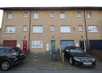 Thumbnail 4 bedroom town house to rent in Whitcher Close, New Cross, London