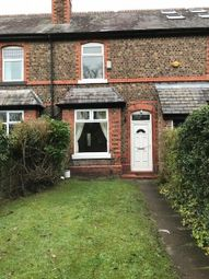 Thumbnail 2 bed terraced house to rent in Knutsford View, Hale Barns, Altrincham