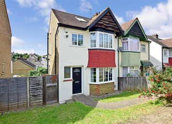 Thumbnail 4 bed semi-detached house for sale in Purbeck Road, Chatham, Kent