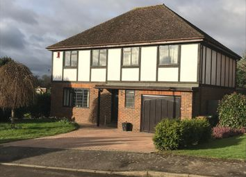 Thumbnail 4 bed detached house for sale in Cornflower Close, Weavering, Maidstone