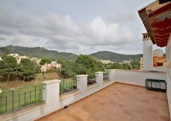 Thumbnail 3 bed town house for sale in Camp De Mar, Balearic Islands, Spain