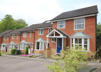 Thumbnail 3 bedroom end terrace house for sale in Church Crookham, Fleet