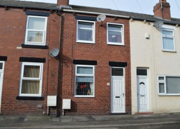 3 bed terraced house for sale in Wesley Street, Cutsyke, Castleford WF10