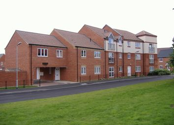 Thumbnail 2 bed flat to rent in 34 Betjeman Road, Stratford-Upon-Avon