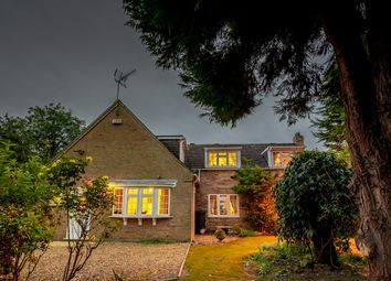 Thumbnail 4 bed detached house for sale in Church Road, Walpole St. Peter, Wisbech, Norfolk