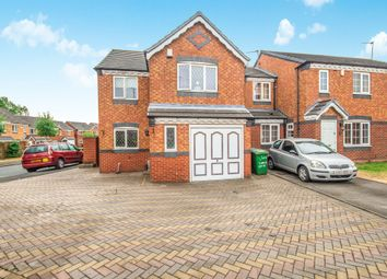 Thumbnail 3 bedroom detached house for sale in Conwy Close, Walsall