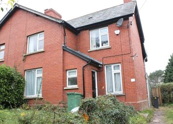 Thumbnail 3 bed property to rent in Tyr Winch Road, Old St Mellons, Cardiff