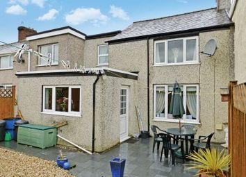 Thumbnail 2 bed terraced house for sale in Bethel, Caernarfon