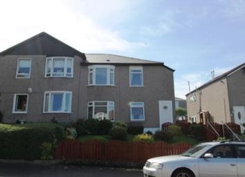 Thumbnail 3 bedroom flat to rent in Kilchattan Drive, Glasgow