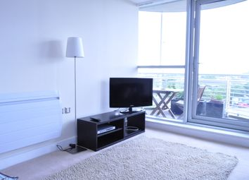Thumbnail 2 bedroom flat to rent in Switch House, Blackwall Way, London
